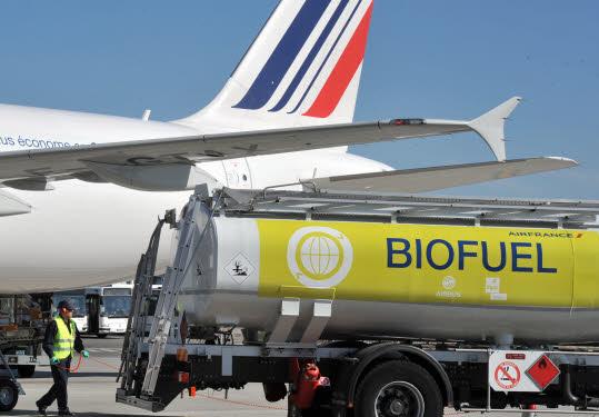Biocarburant air france